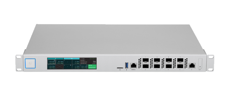Ubiquiti UniFi Security Gateway USG-XG-8